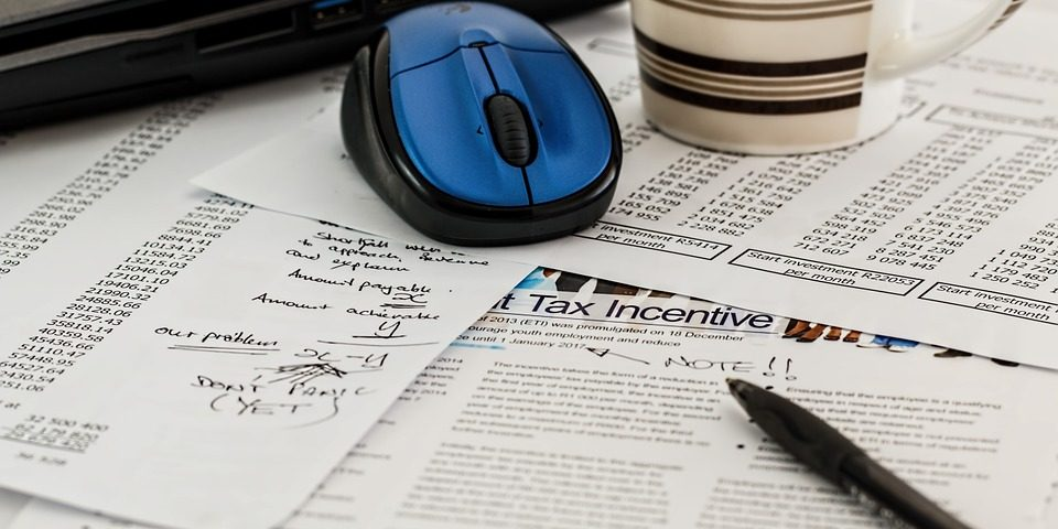 Inkomensbestanddelen verdelen